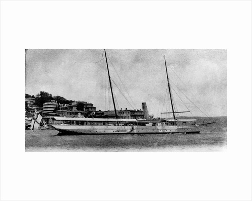 Photograph of 'Imogene'  circa 1914 by unknown