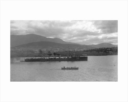HMAS ' Warrego' (Au,1911) by unknown