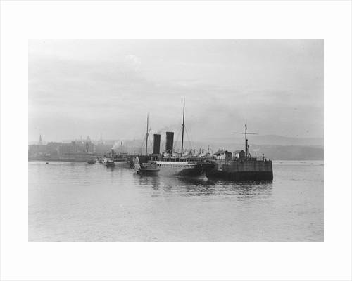 Short sea passenger vessel 'Mona's Queen' (Br, 1885) by unknown