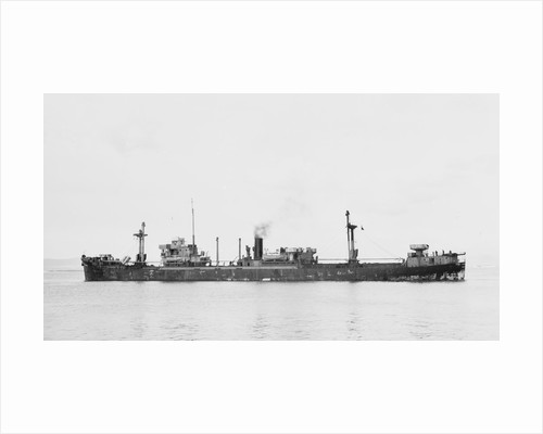 'Empire Prowess' (Br, 1943) off Cape Town by unknown