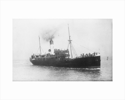 'Stockport' (Br, 1911), Under Way by unknown
