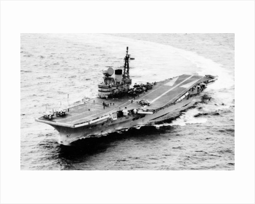 Aircraft carrier HMS 'Victorious' (1939) by unknown