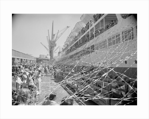 'Reina del Mar', a streamer farewell by T.J. McNally