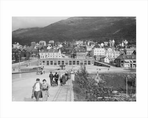 View of Narvik, Norway by unknown