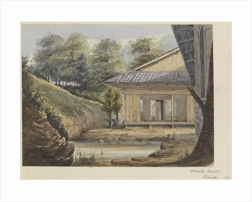 'Priest's house, Hirado' [Japan] by James Henry Butt