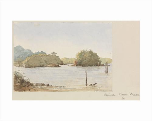 Oshima, south coast of Japan by James Henry Butt