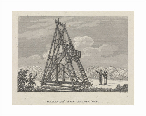 Ramages' new telescope by W. P. Read