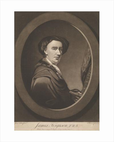 James Ferguson, F.R.S. by Francis Haward