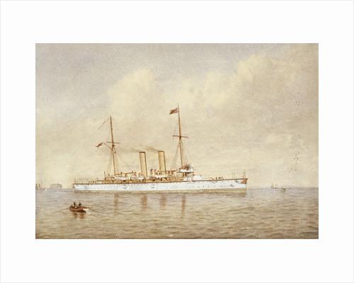 HMS 'St George' by H.J. Morgan