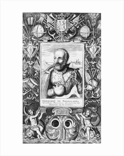 Ferdinand Magellan (1480-1521) by unknown