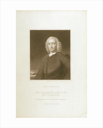 John Harrison by King