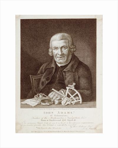John Adams, of Edmonton by John Thomas Smith