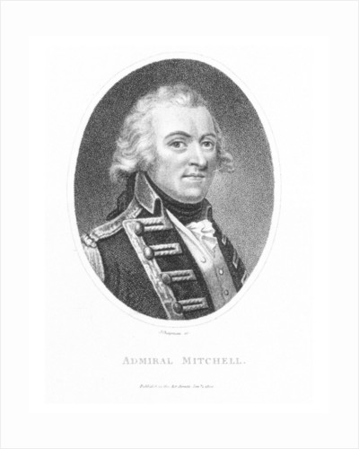Admiral Mitchell by John Chapman