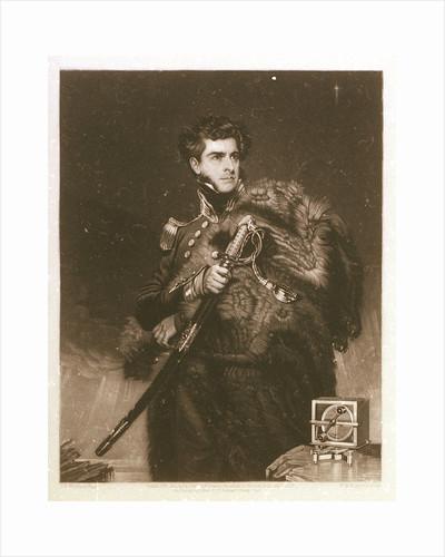 Sir James Clark Ross (1800-1862) by John R. Wildman