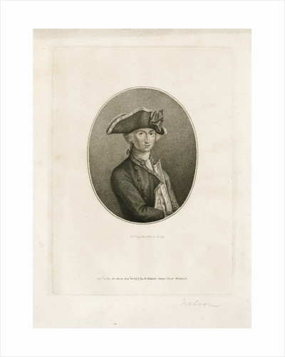 Horatio Nelson by John Francis Rigaud