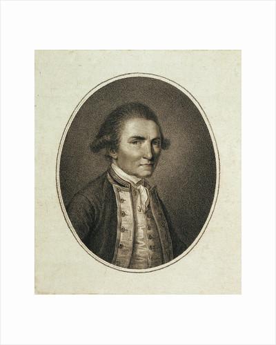 Captain James Cook by John Webber