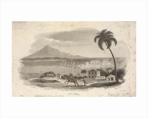 St Kitts by Nicholas Pocock