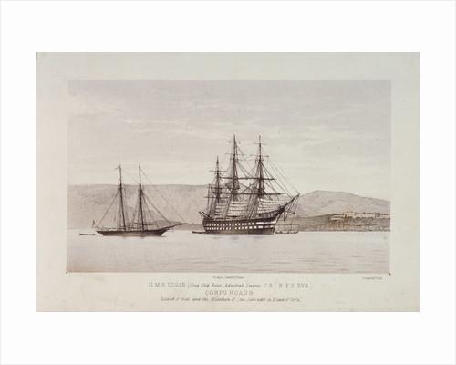 HMS 'Edgar' by Forster & Co