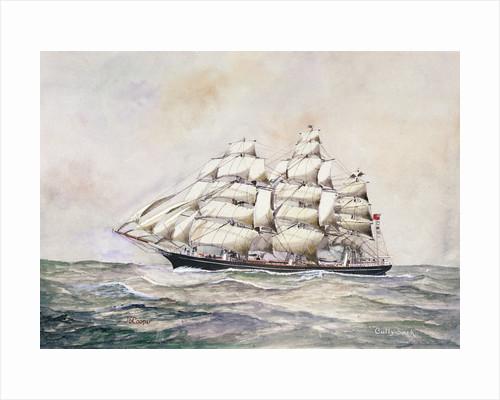 'Cutty Sark' (1869) by J. E. Cooper