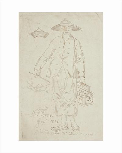Chinese fisherman by John Thomas Serres