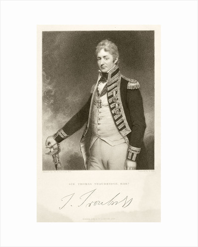 Sir Thomas Troubridge, Bart by William Beechey