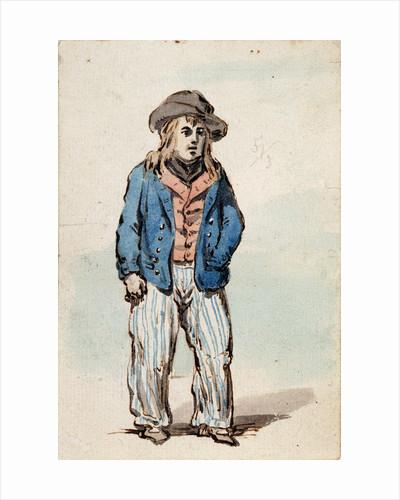 A young seaman by James Gillray