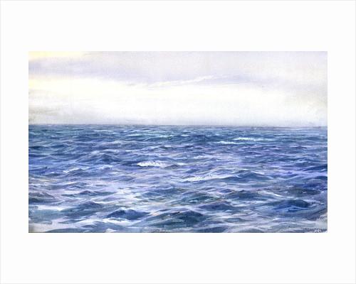 Blue Sea by William Lionel Wyllie