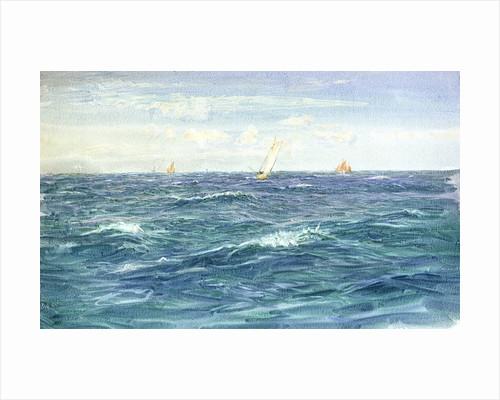 Green Sea by William Lionel Wyllie