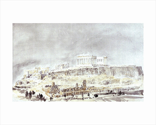 Athens by William Lionel Wyllie