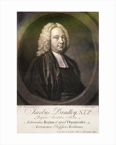 James Bradley, Astronomer Royal (circa 1692-1762) by Thomas Hudson