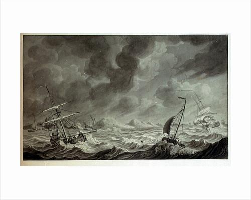 The Island of Goeree by Dirk de Jong