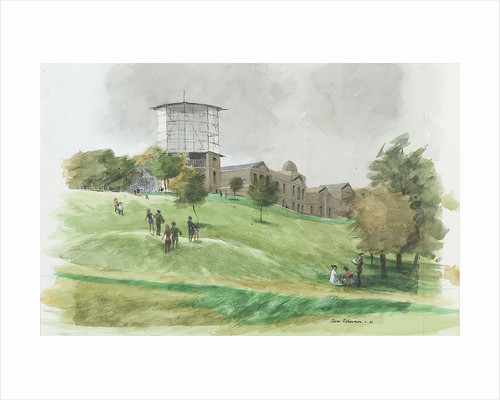 Greenwich Observatory by Peter Roberson