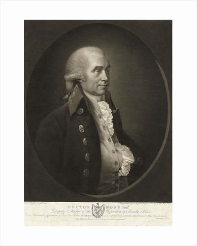 Hector Rose Esq. (d. 1795) by Gainsborough Dupont