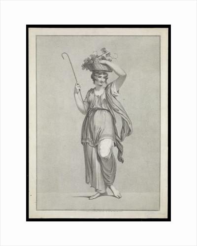 Lady Emma Hamilton by George Stubbs