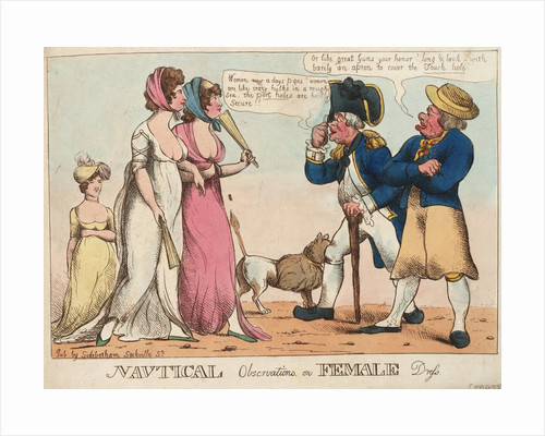 Nautical Observations on Female Dress by J. Sidebotham