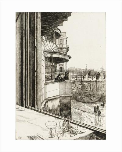 Trafalgar Tavern, Greenwich by James Jacques Joseph Tissot