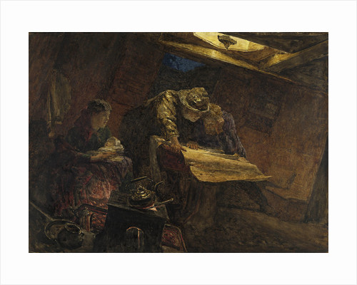 A thick night off the Goodwins by Lionel Percy Smythe