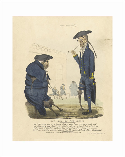 'The Way of the World' (Greenwich Pensioner) by C. J. Grant