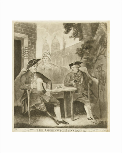 The Greenwich Pensioner by Laurie & Whittle