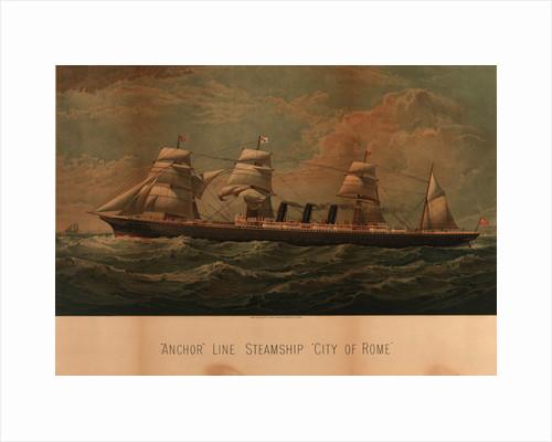 Screw steamer 'Dora Tully' by W.T. Baldwin