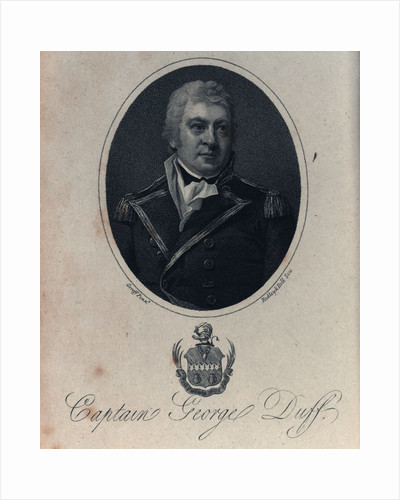 Captain George Duff by Geroff