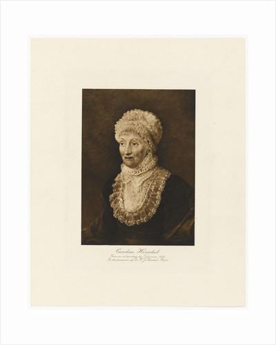 Caroline Herschel by Tielemann