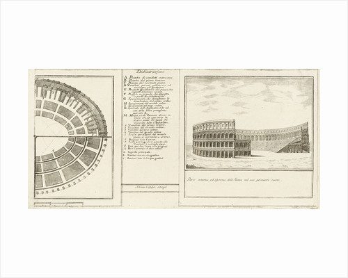 Design for an arena by Adriano Cristofoli