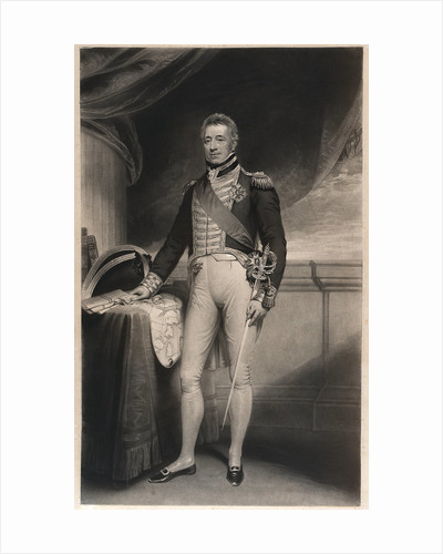 Admiral Sir George Cockburn by William Beechey