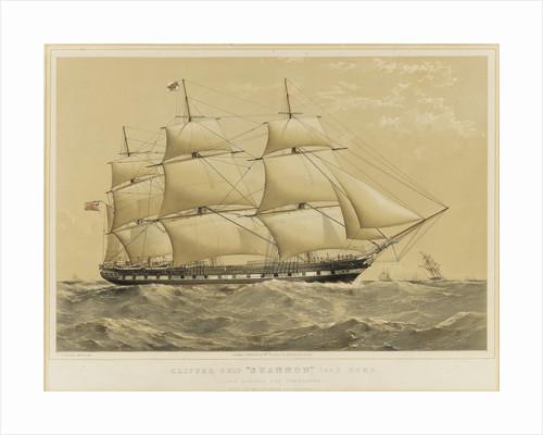 Clipper Ship 'Shannon' by Thomas Goldsworth Dutton