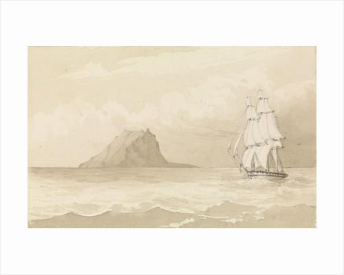 Maitea [Mehetia], Augt 20th 1849 [Society Islands] by Edward Gennys Fanshawe