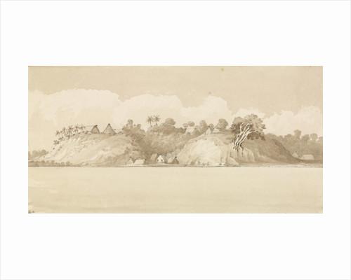 Vewa, Feejee Islands, Octr 1849 [Fiji] by Edward Gennys Fanshawe