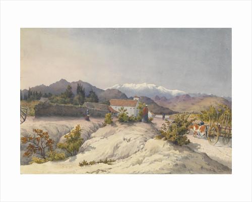 Callina [Colina], 15 miles north of Santiago, Jany 13th 1851 [Chile] by Edward Gennys Fanshawe
