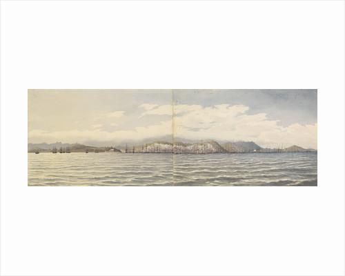 San Francisco, California, Octr 6th 1851 by Edward Gennys Fanshawe