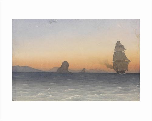 Fratelli Rocks, June 12th 1856 [Tunisia] by Edward Gennys Fanshawe